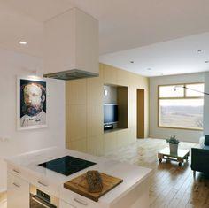 Idei ingenioase intr-un apartament mic (2)