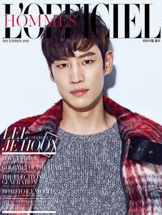 Lee Je Hoon - L'Officiel Hommes Magazine December Issue Asian Actors, Korean Actresses, Korean Actors, Korean Dramas, Lee Je Hoon, Cute Asian Guys, Indie Films, Seo Kang Joon, Lee Seung Gi