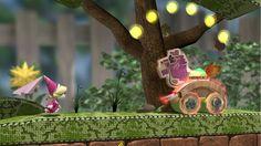 Run Sackboy, Run (Mobile / PS Vita)  http://www.senses.se/run-sackboy-run-charmigt-gratisspel/