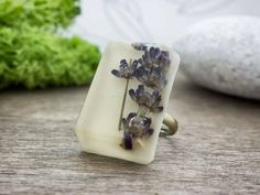 Fanyarédes levendula műgyanta gyűrű Soap, Accessories, Jewelry, Jewlery, Jewerly, Schmuck, Jewels, Jewelery, Bar Soap