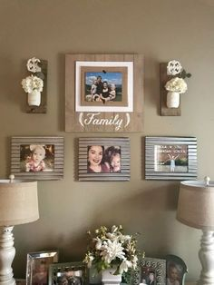 71 most popular top ideas for beautiful wall decor diy 17 - Gucci-Handbags. Farmhouse Side Table, Farmhouse Wall Decor, Rustic Decor, Wall Decor Design, Diy Wall Decor, Cheap Home Decor, Diy Home Decor, Living Room Designs, Living Room Decor
