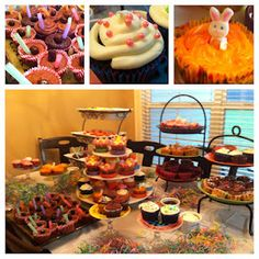 Cupcake House Warming Party