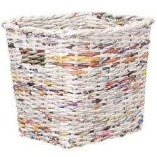 Resultado de imagem para newspaper basket