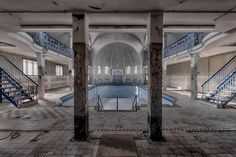 I Search For Abandoned Buildings All Around Europe And Collect Photos Of Them | Bored Panda