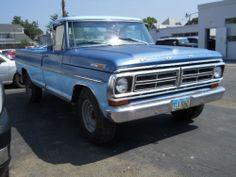 1972 f-250