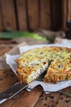 Kartoffel-Rösti-Quiche: ein Wohlfühlrezept - Das Knusperstübchen