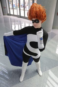 Syndrome- Incredibles