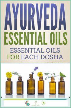 ayurvedic essential oils
