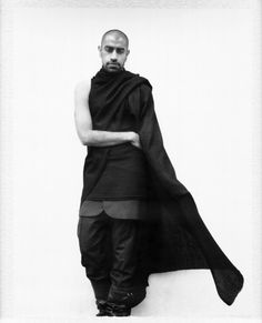 Ahmed Abdelrahman of Thamanyah / kinda cool but it would look so weird on me. >///
