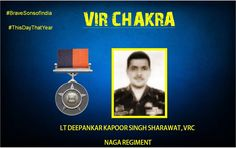 8 Jul 99 during a raid he displayed exemplary courage Valour & selfless service beyond the call of duty #http://VirChakrapic.twitter.com/dLBqYa3bad #IndianArmy #Army