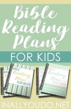 Reading Plans for Kids Help you kids get in to God's Word daily with this Bible Reading Plan. Choose from a boys or girls option. :: Help you kids get in to God's Word daily with this Bible Reading Plan. Choose from a boys or girls option. Family Bible Study, Bible Study Plans, Bible Plan, Bible Study For Kids, Bible Lessons For Kids, Bible Bible, Kids Bible Studies, Kids Bible Activities, Bible Quotes