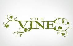 If you're looking for inspiration for your own work with text effects and typography here are 35 examples of design featuring typography and text effects. Vine Logo, Typography Logo, Lettering, Plant Logos, Vine Leaves, Tree Logos, Leaf Logo, Logo Design, Graphic Design