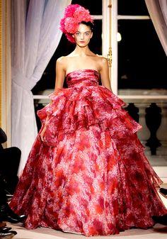Giambattista Valli, Couture, Spring '12