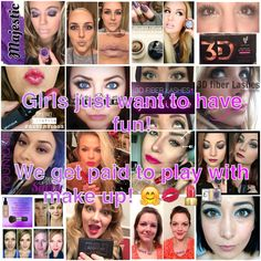 Perfect way to have fun and earn a living!!  Find out more at www.blissfulbeauty.eu  #workfromhome #finaciallyfree