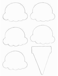 Awesome free printables for cutting practice. Includes
