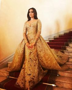 Cannes 2017: Sonam Kapoor heads for her red carpet walk at the film festival | PINKVILLA