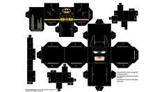 Bastelbogen – Batman™