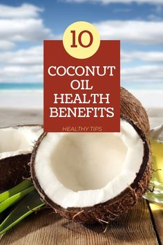 Coconut oil is the healthiest oil in nature. And not only me who says this because there are more than fifteen hundred scientific studies that have proven that tens of wonderful health benefits in Healthy Diet Tips, Healthy Oils, Healthy Snacks, Healthy Recipes, Health Diet, Health And Nutrition, Health And Wellness, Home Health Remedies, Natural Health Remedies