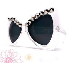 Gafas de sol en forma de lazo. Sexy por GloriaSanchezArtist en Etsy
