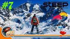 Steep Game |  GoPro/RedBull - The mountain is your playground! #7