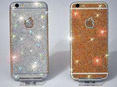 IPhone 6 made with Swarovski by www.Crystallize-your-Design.de