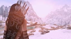 Recently built my own PC thought I'd share some of my favorite screenshots #games #Skyrim #elderscrolls #BE3 #gaming #videogames #Concours #NGC