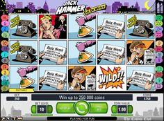 Jack Hammer – NetEnt Slots