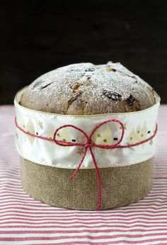 CocinandoconCatMan.com | Recetas de cocina con fotos. Recetas Paso a Paso. Gastronomía: Cómo hacer panettone con masa madre. Receta de Navidad