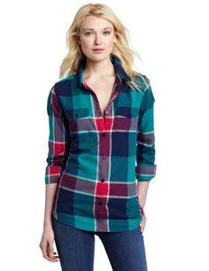 WeSC Women's Alaina Regular Fit Long Sleeve Shirt