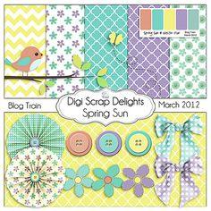 Digi Scrap Delight Newsletter- LOTS of Digital Scrapbooking Freebies http://ow.ly/9I7q9