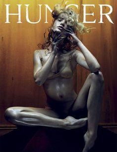 Camilla Christensen by Rankin for Hunger No.7.