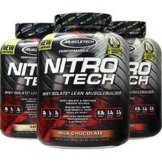You're going to love it! Muscletech Nitro Tech Performance Series  4 lbs Buy w Paypal Credit Limited  #Muscletech
