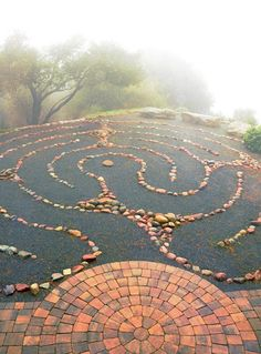 labyrinth - I wonder where this is?