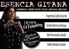No te pierdas mañana ESENCIA GITANA en Tiempo de Gitanos!!! Reservas 4776 6143 Cena Show, Movie Posters, Movies, Flamingo, 2016 Movies, Film Poster, Films, Popcorn Posters, Film Books