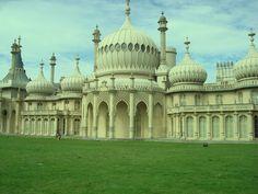 Royal Pavilion  Prince's Pl, Brighton, East Sussex