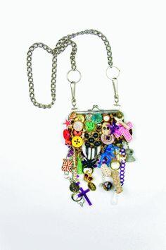 Judy Blame coin purse ©Judy Blame