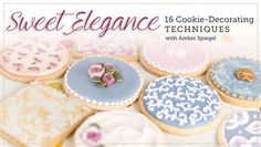 This list ofsuppliesfor cookie decorators contains everything I would have wanted (or was lucky enough to have) when I started decorating cookies.Each item in this list has a link to purchase online, but you can also find some of these … Continue reading →