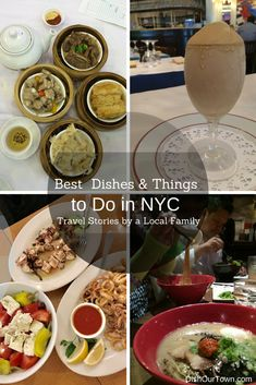 Local's Guide to the Best Dishes and things to do In NYC via @DishOurTown. #TBIN