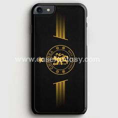 Gold Chelsea iPhone 7 Case | casefantasy