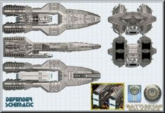 Battlestar Ships of the Fleets - Bing Images