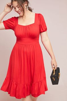 Grandeur Dress | Anthropologie