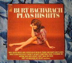 Burt Bacharach Plays His Hits (1969, Easy listening ,Kapp KS 3577 LP Vinyl Record) $9.00