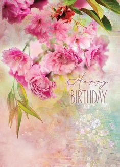 Good Photos happy Birthday Flowers Style When searching for your polite along with entertaining birthday celebration reward intended for a buddy or even beloved, Free Happy Birthday Cards, Happy Birthday Art, Funny Happy Birthday Wishes, Birthday Wishes Messages, Happy Birthday Friend, Birthday Blessings, Happy Birthday Pictures, Happy Birthday Wallpaper, Birthday Quotes