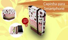 Da cor que você esperava? Tem muito mais em http://www.seuatelie.com.br/acessorios-para-eletronicos/capa-smartphone-grande