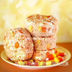 Candy-Corn-White-Chocolate-Rice-Krispies-Treats-by-Love-From-The-Oven