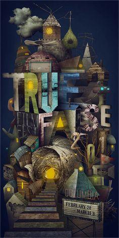 True False Film Festival 2013 Poster