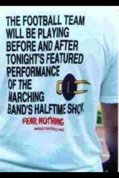 Band parents need