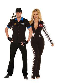 Adult pit crew costume Adult Costumes | Bizrate