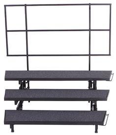 AmTab Mobile EZ Folding Riser