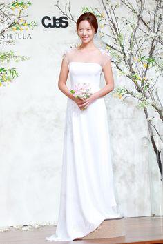 Hwang Jung-eum real wedding press conference